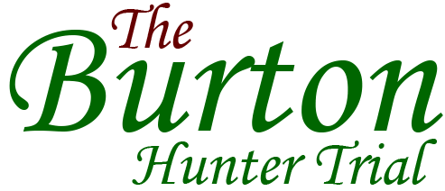 The Burton Hunt – Hunter Trial Retina Logo
